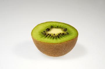 aufgeschnittene Kiwi