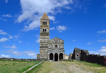 Basilica della Santissima Trinità di Saccargia (SS)