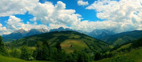 Hochkönig Gipfel Panorama