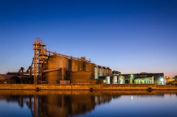 Industria abbandonata
