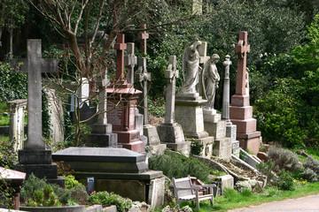 Cemetery Highgate, London
