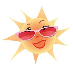 Sonne Sonnenbrille Hitze