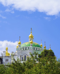 Kiev Lavra church Pechersk