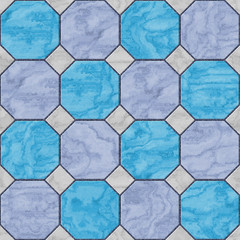 Floor tiles seamless generated hires texture