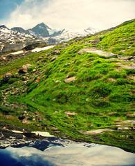 lake of the mountain