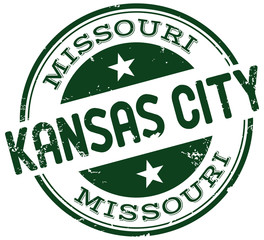 kansas city stamp