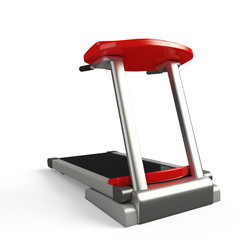 Fitness Walking Machine illustration
