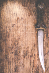 traditional arab knife