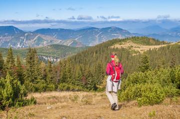 Erholung in den Bergen