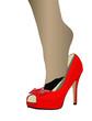 Sensuale feticismo - La passione delle donne per le scarpe