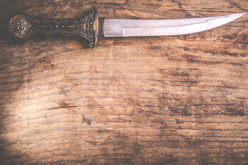 traditional arab knife