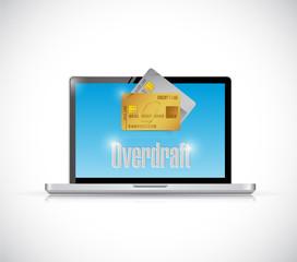 Overdraft web business banking computer