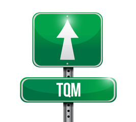 tam street sign illustration design
