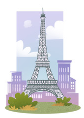 La torre Eifeel