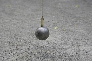 französische Tradition:Boule (pétanques)