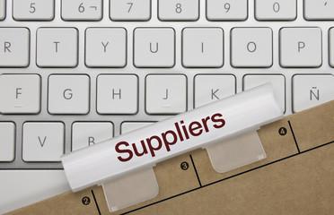 Suppliers. Keyboard