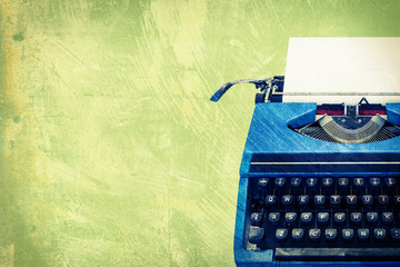 grunge typewriter backdrop