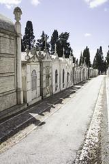 Street coffins