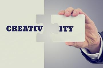 Conceptual image of Creativity