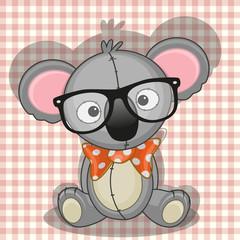 Hipster Koala