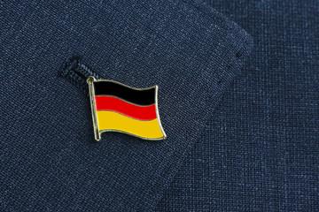 ドイツ国旗 ピンバッジ