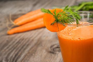 Carrot Juice fresh carrots