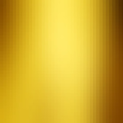 Abstract golden pixel pattern background