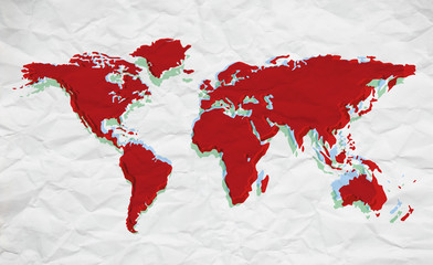 map background colors