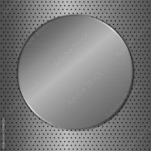 metalowe koło
