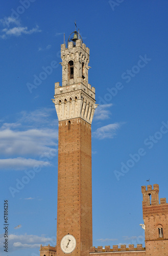 canvas print picture Siena