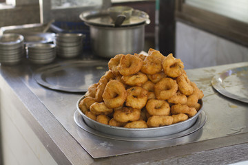 Vada Samber, indian food