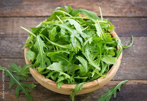 Fresh arugula salad - 67887886