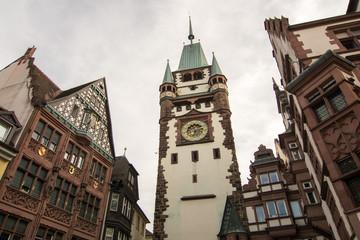 Freiburg im Breisgau, Martinstor 05
