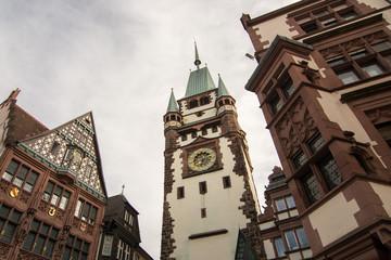 Freiburg im Breisgau, Martinstor 03