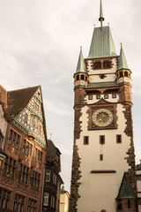 Freiburg im Breisgau, Martinstor 2