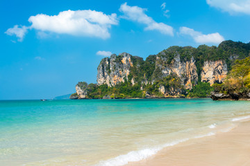 Railay beach ,Krabi, Thailand