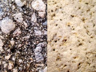 Polyscreen stones background