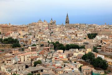 Old town of Toledo, Castilla-La Mancha, Spain