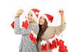 Party und Spaß auf der Weihnachtsfeier