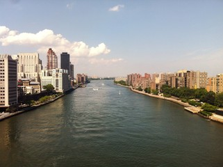 East River, Manhattan, New York