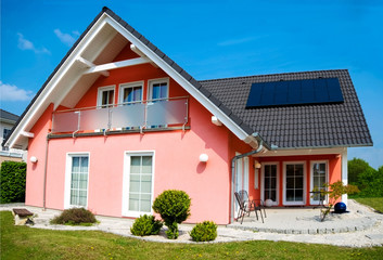Familienhaus mit Terasse