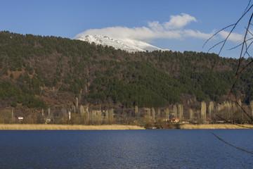 İzmirde Kış