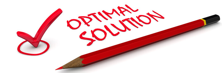 """Отметка """"оптимальное решение (optimal solution)"""""""