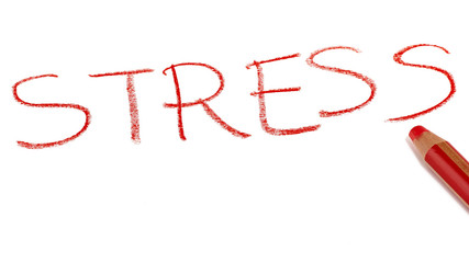Stressed out !