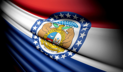 Flag of Missouri (USA)