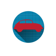 CAR Flat icons