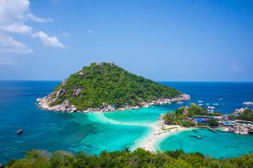 nang yuan island,thailand