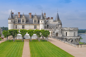 Chateau Amboise castle