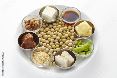 Plexiglas Granen 大豆