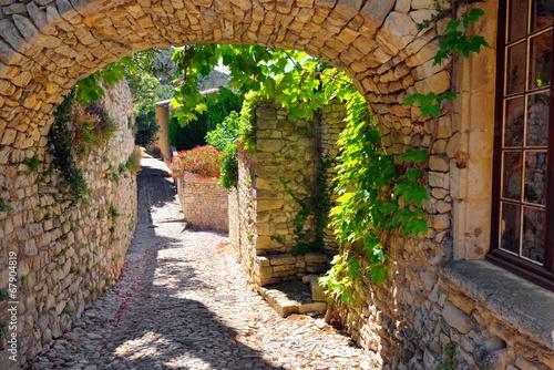 Zdjęcia na płótnie, fototapety na wymiar, obrazy na ścianę : Provence village